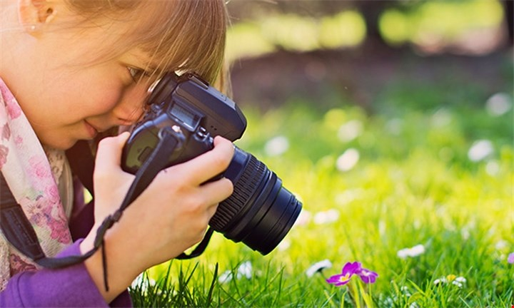 Photography for Kids with Vizual Coaching Academy