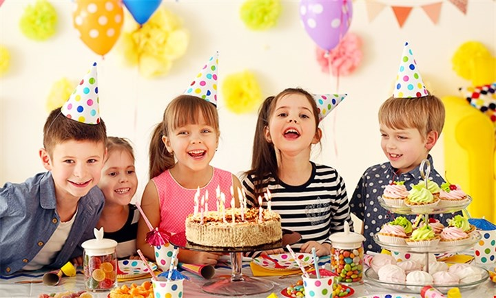 50% off a Kids Party Package: Home Hire or Party Venue by Kiddies Party & Event Hire