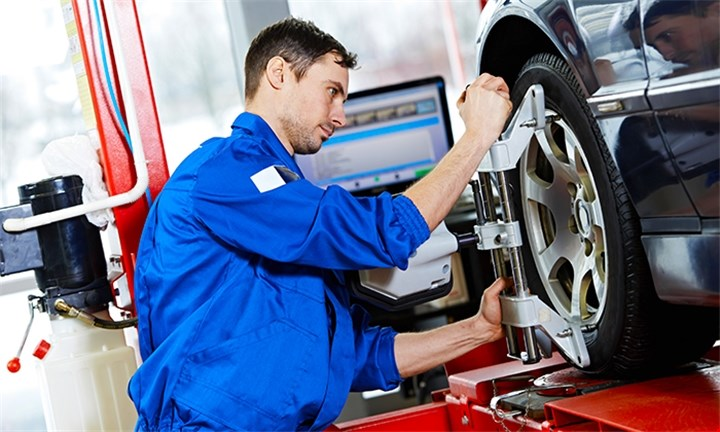 3D Wheel Alignment and Wheel Balancing at Supa Quick – Witkoppen