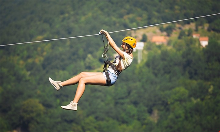 Zip Line Experience for up to Six at Adventure Zone Africa