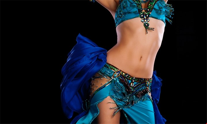4 or 8 Bellydance Classes at Yakamoz Bellydance Studio