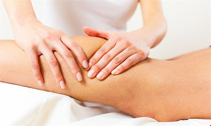Up to 5 Sessions of Lymphatic Drainage at The French Clinic