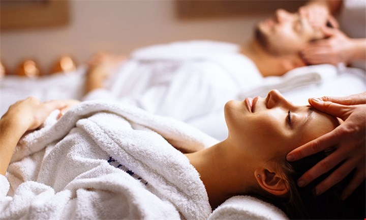 Pamper Package Including Welcome Drink for Two at Mangako Beauty & Health Spa