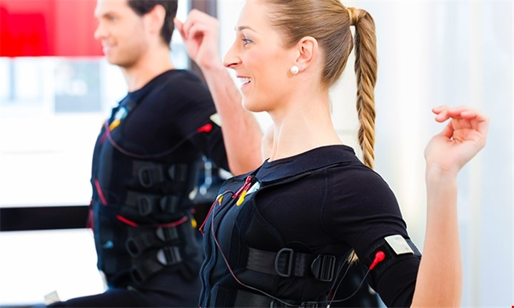 Up to 13 Electro Muscular Sessions at C-Fit Studio