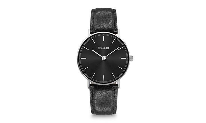 Tick & Ogle Herman Leather Watch for R799