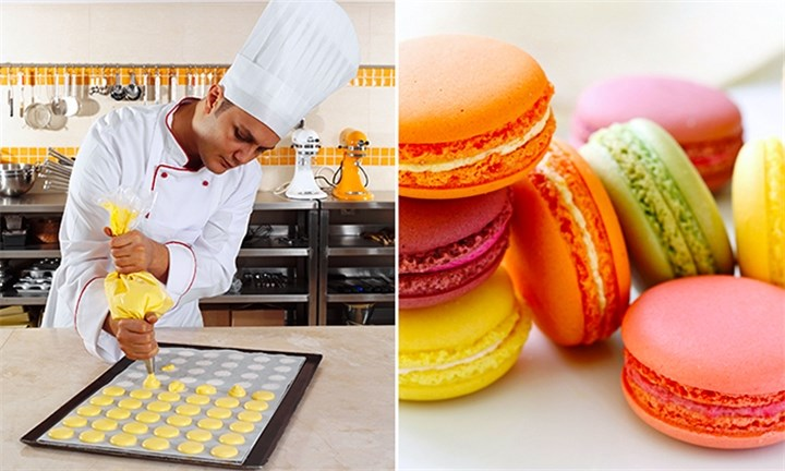 Mastering Macaroons with Vizual Coaching Academy