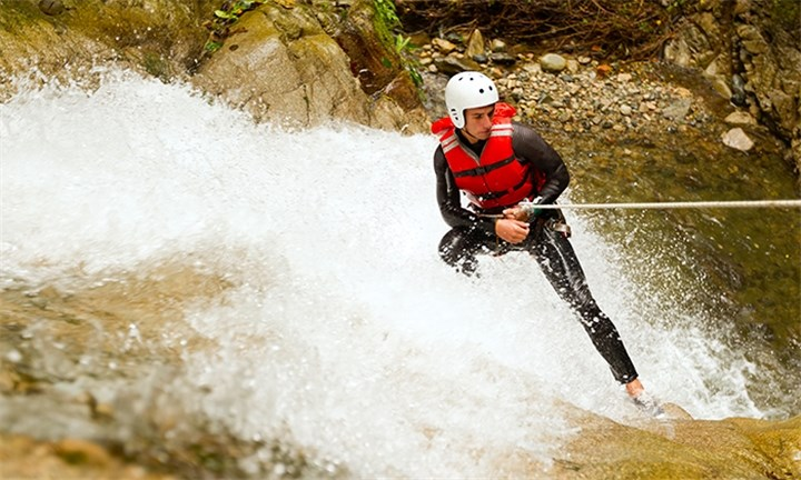 Kloofing for up to Four with Impact Adventure Africa