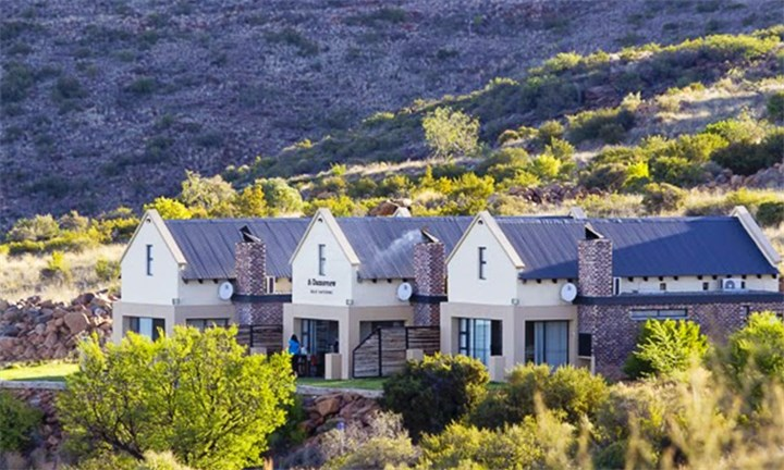 Karoo: 2 or 3-Night Weekday Stay for Two at A'Damsview