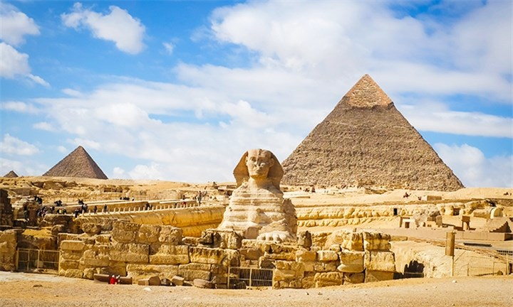 Egypt: 6-Night Stay Including Flights, Transfers and Accommodation