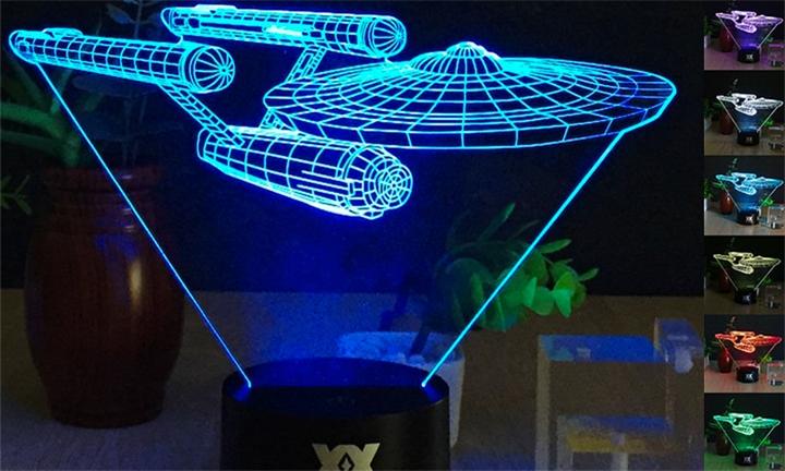 3D LED Night Light for R269