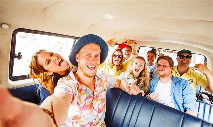 Wine, Beer and Biltong Safari for Two with Kiff Kombi Tours