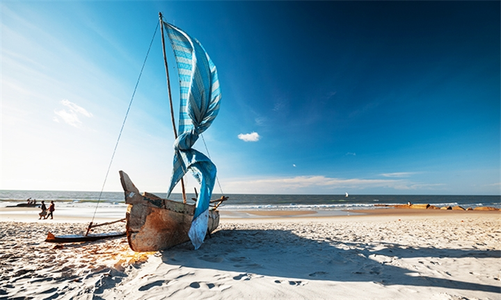 Mozambique: 5-Night Anytime Stay for up to Seven at Bibo Sands