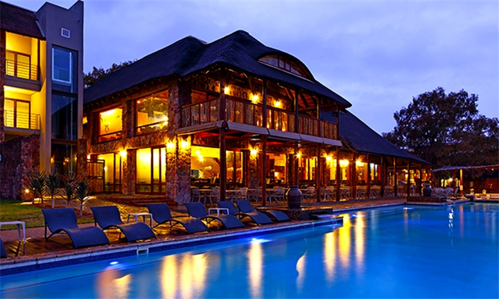Western Cape: 1 or 2-Night Weekday Stay for Two including Meals and Game Drives with Optional Spa Treatment at Aquila Private Game Reserve and Spa