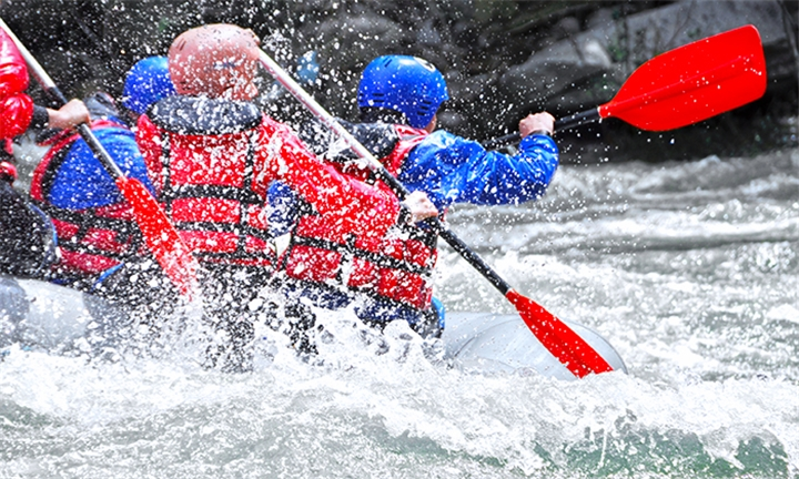 3-Hour River Rafting Experience for One or Two with R.E.A.L. Adventures