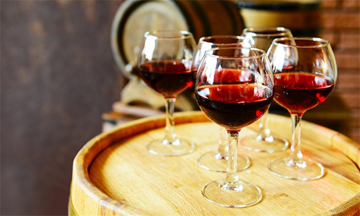 Wine Cellar Tour with Wine Tasting of 5 x Wines for up to Four at Neethlingshof