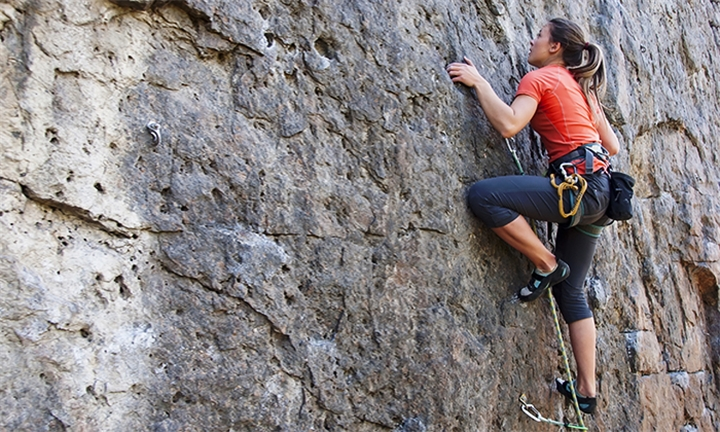 Rock Climbing for up to Four with Impact Adventure Afric
