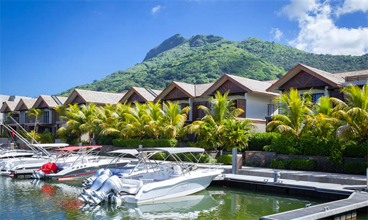 Mauritius: 3 or 7-Night Stay for up to Four Adults at the West Coast Marina