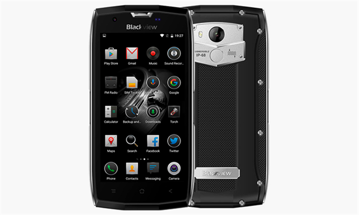 Blackview Rugged Smartphone Including 30 Day Free Cover for R4799