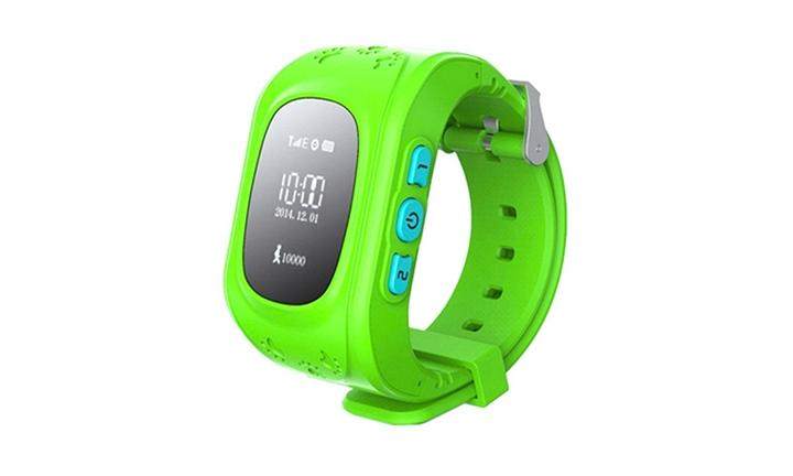 Nevenoe Kids GPS Tracker Smart Watch for R599