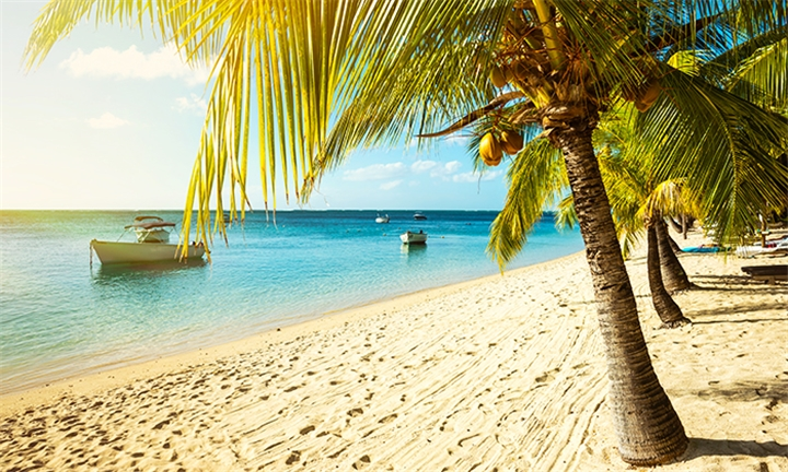 Mauritius: 3 or 7-Night Stay for up to Four Adults at the Azuri Resort