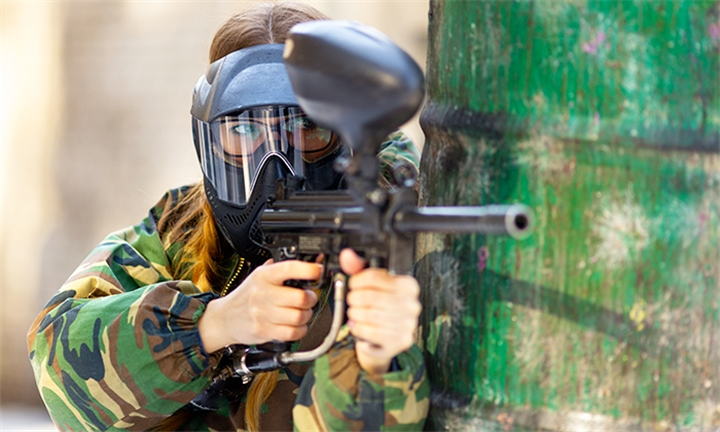 3-Hour Paintball Game for up to 16 at SWAT Paintball