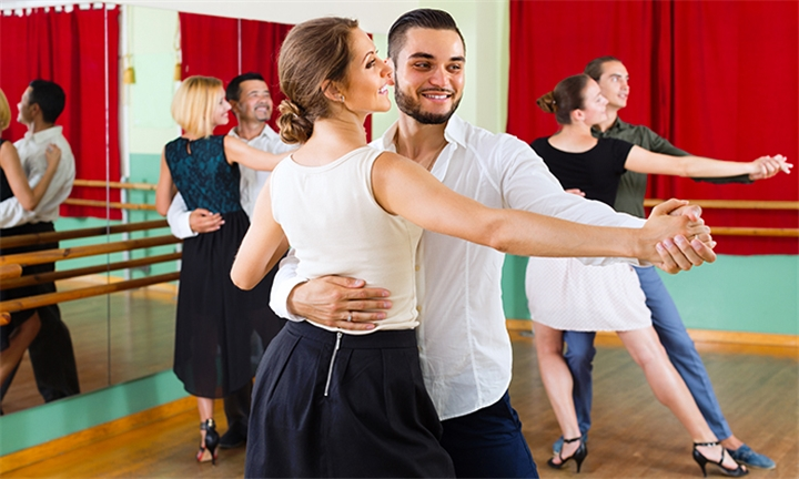 4 x Ballroom or Latin American Dance Classes for Couples at Dancelot Ballroom and Latin American Dance Studio