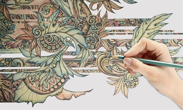 Creative Coloring Course with Digital Sea Ltd