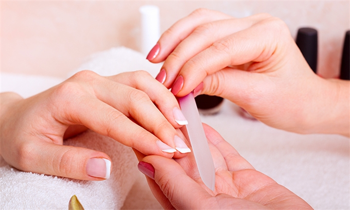 Classic Manicure or Pedicure at Thai Orchid Body and Beauty Wellness