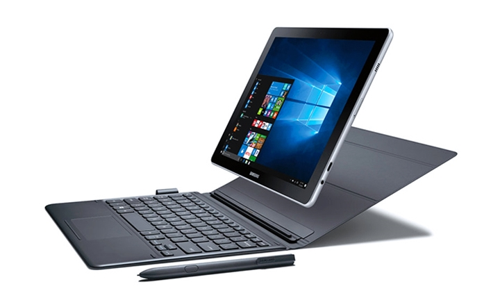Samsung Galaxy Tab Pro S LTE 2-in-1 Tablet Including 30 Day Free Cover for R12999