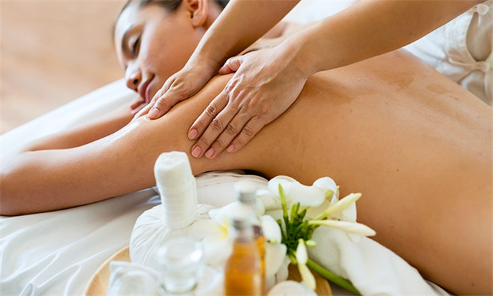 60-Minute Full Body Massage for One or Two at D's Skincare Clinic