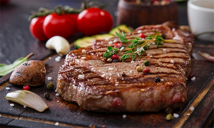 Rump Steak or Lamb Chops with Sides for up to Four at Love Revo