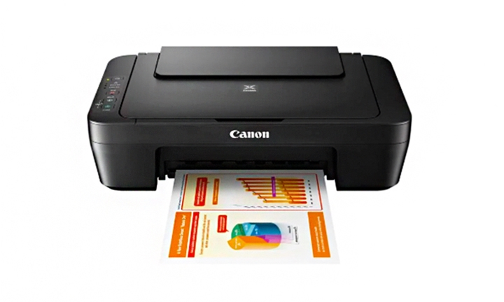 Canon Pixma Printer A4 3-in-1 Multifunction Inkjet for R549