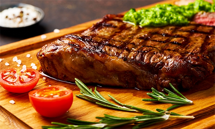 250g Sirloin Steak Including Side Each for up to Six at The Butcher Restaurant, Camps Bay