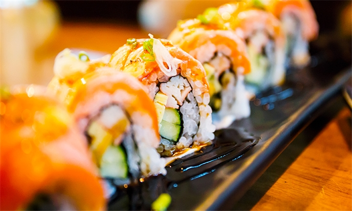 34-Piece Sushi Platter for Two at Yo Eastern Fusion