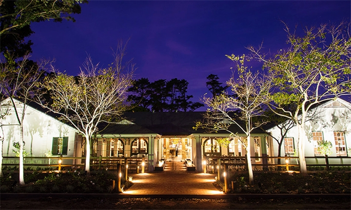 Constantia Wine Route: Choice of Gourmet Meal for up to Six at Open Door Restaurant