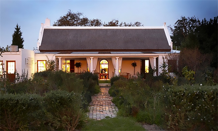 Stellenbosch: 1-Night Anytime Stay for Two Including Breakfast at Hawksmoor House