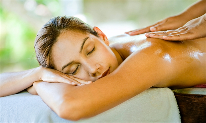 Full Body Massage with Manicure and Optional Pedicure at Legacy & Life Laser, Skin & Body Clinic