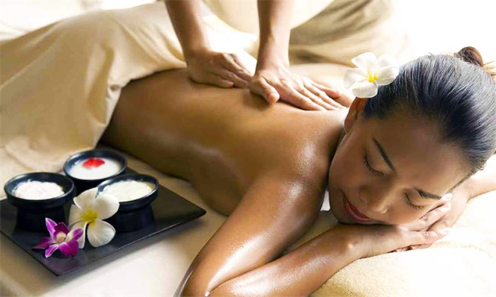 Chinese or Thai Massage for One or Two at Rose Day Spa