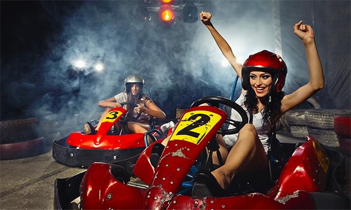 Indoor Go-Kart Racing Experience at Xtreme Indoor Karting