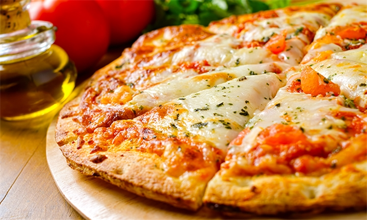 Choice of Pasta or Pizza for up to Four at Meridian Cafe Coffee