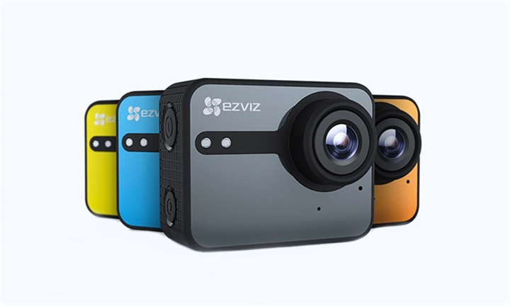 Ezviz 1080P 30FPS Waterproof & WiFi Enabled Action Camera for R1499