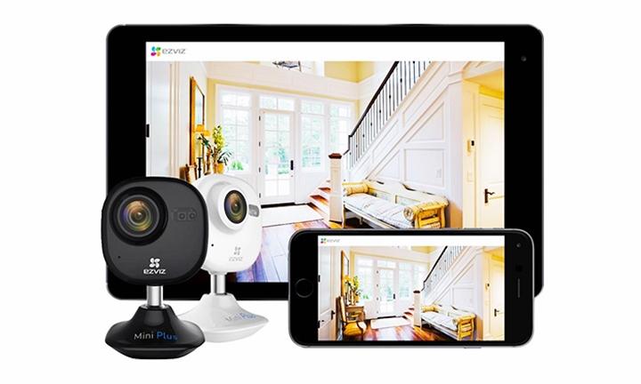 Ezviz 1080P Indoor WiFi Camera with Two-Way Audio Including 30 Day Free Cover for R1299