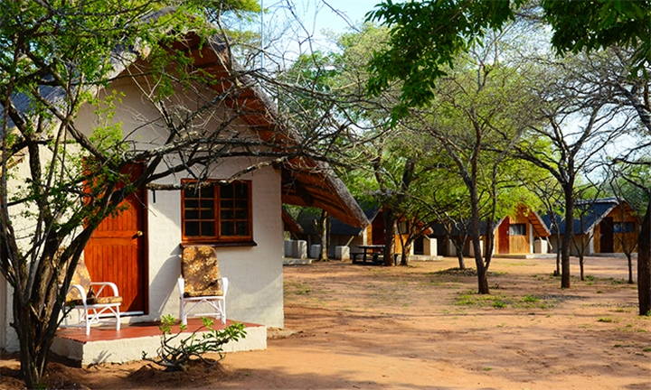 Limpopo: 2-Night Stay for Two Including Breakfast and Dinner at Wild Dogs Safari Lodge