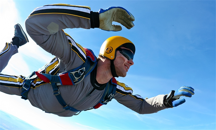 Static Line Jump Experience including Training & Equipment for One or Two at Johannesburg Skydiving Club