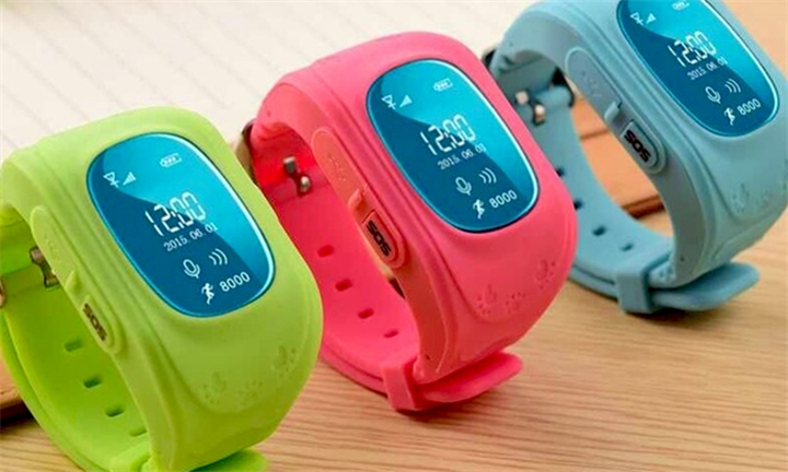 Q50-OLED Multi-Functional Kids GPS Watch for R369