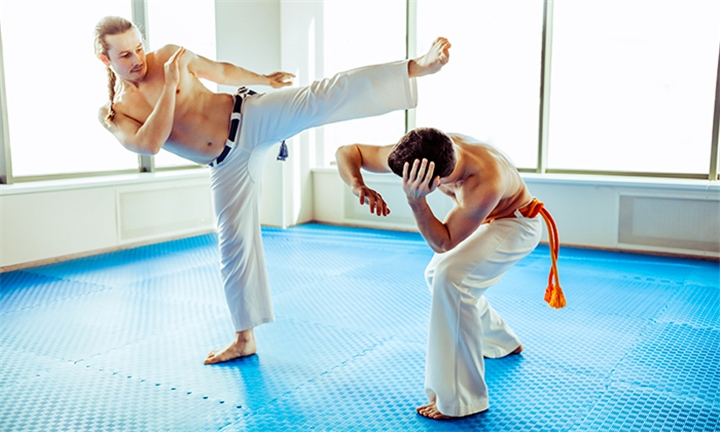 Brazilian Martial Art Classes for One or Two at Capoeira Valente