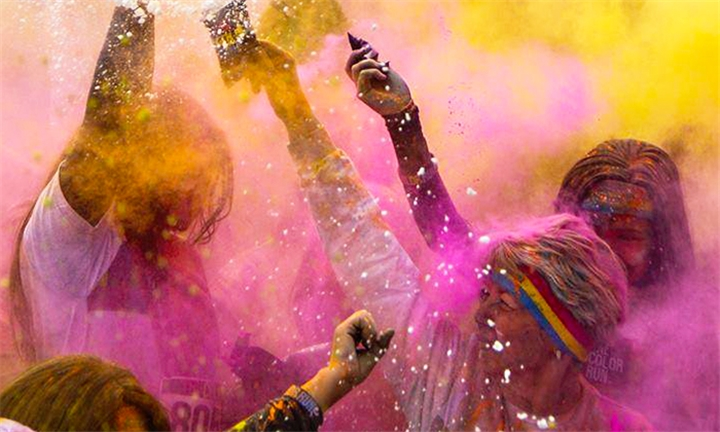 Ticket for the Color Run Durban – 14 July 2018