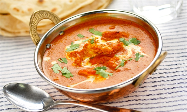 Choice of Main Meal for up to Six at R&M Indian Cuisine Caterers