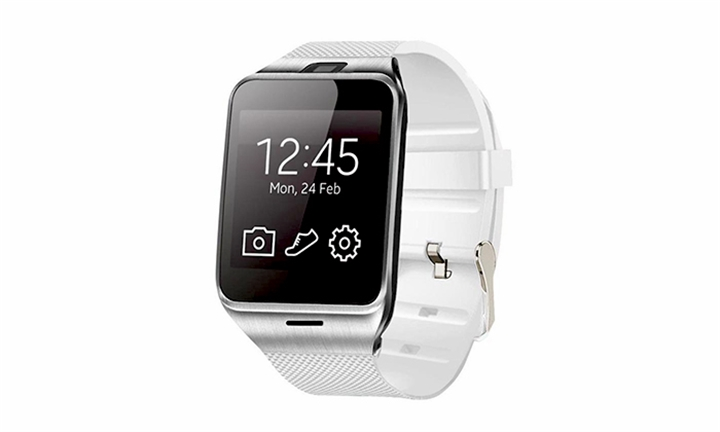 Forge GV18 Smart Watch with Camera & SIM Card Support for Smartphone for R399