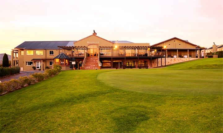 Stellenbosch: 1-Night Stay for Two Including Complimentary Bottle of Provoyeur Wine & Breakfast at Devonvale Golf & Wine Estate